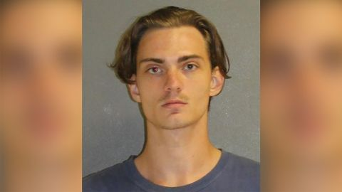Tristan Wix of Daytona Beach, Florida, faces charges of making written threats to kill or do bodily injury after a series of ominous text messages.