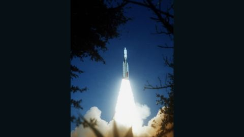 Voyager 2 launched on August 20, 1977. Retrace the steps of its journey across our solar system through some of its most iconic images.