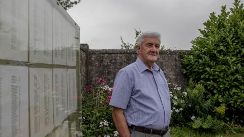 Michael O'Flaherty was fostered out of Tuam home to abusive foster families who were paid by the Irish state.