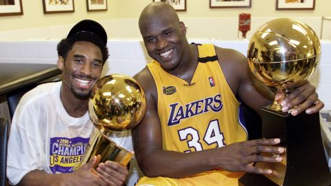 Remember when Kobe and Shaq looked this young? Bryant said O'Neal's work ethic cost the team a few championships, because not even the GOATs can squash 15-year-old beef.