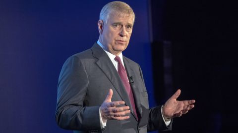 Prince Andrew is still involved in projects aimed at boosting British business.