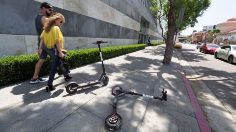 In the Wild West of transportation, no one knows what to do about scooters