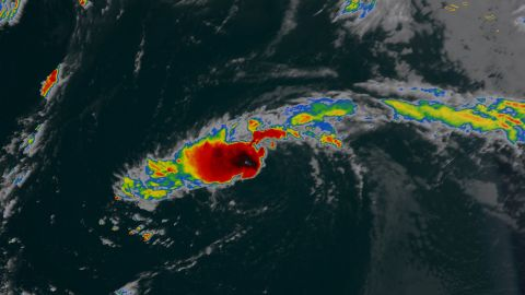 Tropical Storm Gabrielle