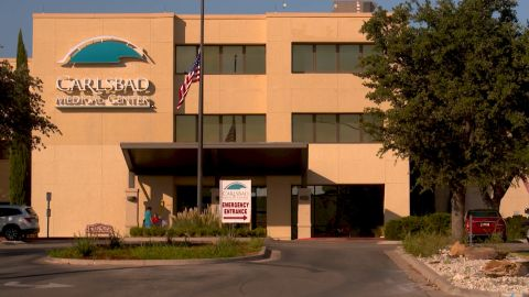 Carlsbad Medical Center said it would no longer sue some patients, including those who earn less than 150% of the federal poverty level.