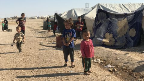 Neglected by the international community, living conditions in the camp are dire. The inhabitants have little access to medical care, water is scarce, and most have lived in tents through harsh weather conditions.