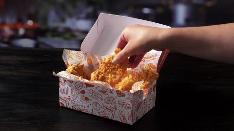 Popeyes says customers can make their own chicken sandwiches if they bring in their own buns and order tenders.