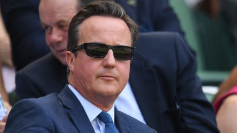 Former British Prime Minister David Cameron said he thinks there is a chance of second Brexit referendum.