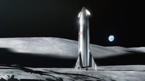 Musk has also suggested Starship could be used for lunar exploraiton as well as crewed exploration into deep space.