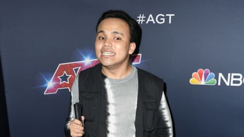 """HOLLYWOOD, CALIFORNIA - SEPTEMBER 17: Kodi Lee attends """"America's Got Talent"""" Season 14 Live Show Red Carpet at Dolby Theatre on September 17, 2019 in Hollywood, California. (Photo by Frazer Harrison/Getty Images)"""