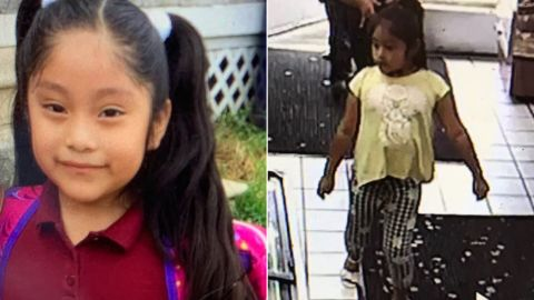 Missing 5 year old Dulce Maria Alavez