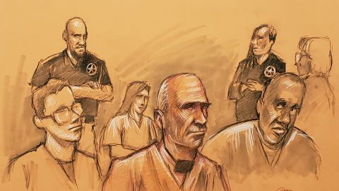 Former airline mechanic Abdul Alani appeared in federal court in Florida on Wednesday, September 18.