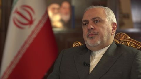 Iran's top diplomat said Tehran would not start discussions with the Trump administration before full sanctions relief.