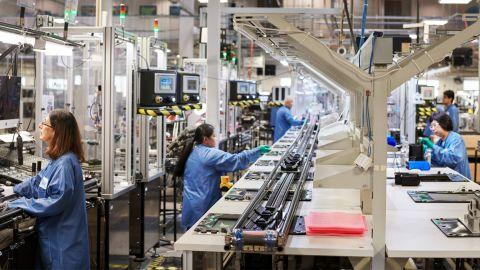 Apple's Texas Mac Pro manufacturing facility