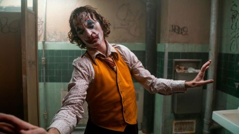 Joaquin Phoenix stars as Joker in a new film from Warner Bros.
