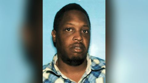 Authorities released this photo of Jerrontae Cain after he became a fugitive. He was captured in early 2019.