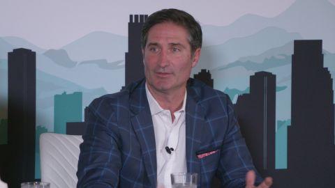 Chipotle CEO Brian Niccol at The Table