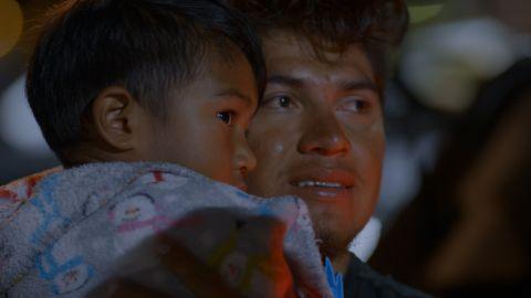 Luis Diaz with Noah in 'Living Undocumented'