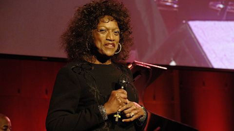 Jessye Norman Performance attends S.L.E. Lupus Foundation 40th Anniversary Gala at Avery Fisher Hall on November 22, 2010 in New York City.