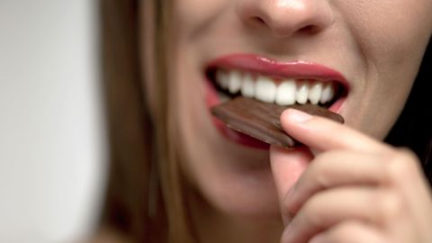 Sorry, but it's true. Chocolate can contain insect fragments and rodent hairs (or worse). If you're eating a regular-size chocolate bar (43 grams), it might legally contain 30 or more insect parts and some rodent hair.