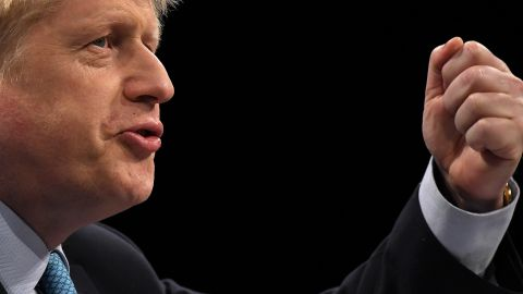 The UK's Prime Minister Boris Johnson has been criticized for using language that could contribute to the spreading of hate throughout the country.