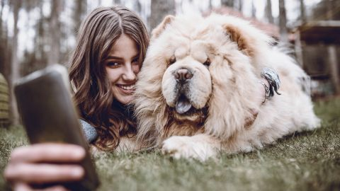 Pets foster connections that can continue as the child grows, such as through the use of social media. Some pets even have their own Facebook pages.