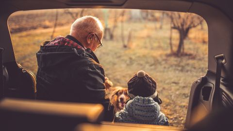 Pets offer the opportunity for different generations to connect, easing the way toward deeper communications, fostering healthy bonding and reducing loneliness.
