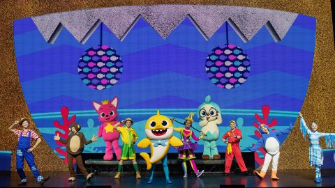 """""""Baby Shark Live!"""" kicked-off its inaugural US tour this week."""