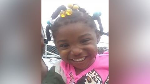 A person of interest is in custody and being questioned in the kidnapping of a three-year-old girl from a birthday party in Birmingham, Alabama, according to Birmingham Police Sergeant Rodarius Mauldin.Mauldin told CNN by phone that an Amber Alert was issued for three-year-old Kamille ìCupcakeî McKinney Saturday night after she was last seen at a birthday party in the Brown Village Apartment complex.