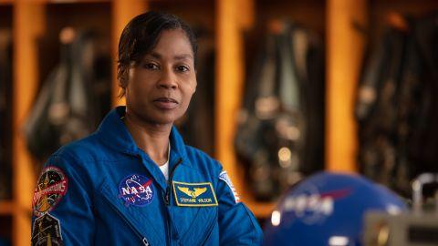 NASA astronaut Stephanie Wilson poses for a portrait in NASA Johnson Space Centers office at Ellington Field, Thursday, July 11, 2019, Houston, Texas. Photo Credit: (NASA/Bill Ingalls)