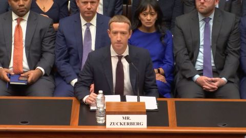Mark Zuckerberg returned to Capitol Hill on Wednesday to testify before the House Financial Services Committee over its plans for a cryptocurrency project called Libra.