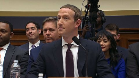 Mark Zuckerberg remained silent after Congressman Barry Loudermilk compared him to President Trump.