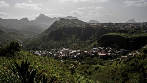 <strong>Assomada, Cape Verde: </strong>The city of Assomado lies in the center of Santiago, Cape Verde's largest island and its agricultural heart.