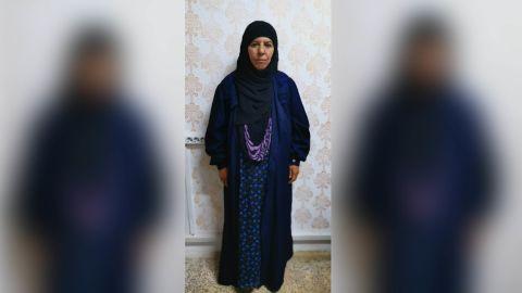 Turkey said it captured Abu Bakr al-Baghdadi's sister, Rasmiya Awad, in a raid.