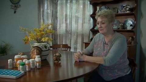 The Social Security Administration declared Sherry Ellis of Magnolia, Texas, dead.