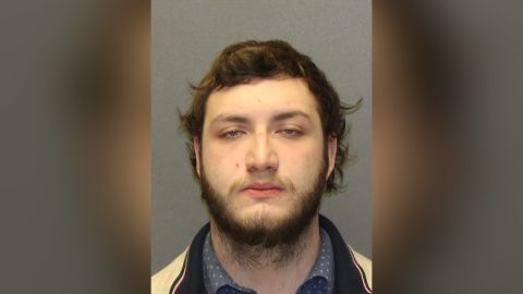 Nathan Michael Newell was charged with home invasion and other offenses.