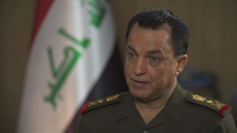 Lt. Gen. Saad al-Allaq said ISIS leaders are planning jailbreaks to get manpower to relaunch the terror group.