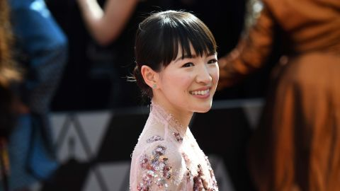 Organizing guru Marie Kondo arrives for the 91st Annual Academy Awards at the Dolby Theatre in Hollywood, California on February 24, 2019. (Photo by Robyn Beck / AFP)        (Photo credit should read ROBYN BECK/AFP via Getty Images)