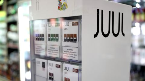 Several lawsuits have been filed against e-cigarette maker Juul.