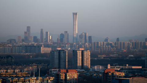Air quality in the Chinese capital of Beijing has improved in recent years.