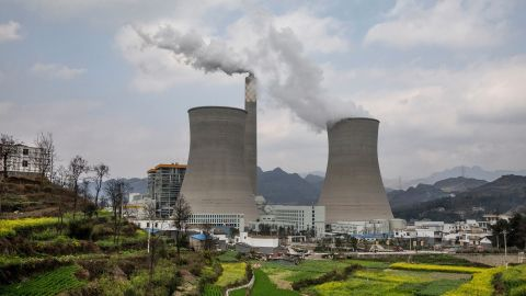 China introduced stringent measures to curb air pollution in 2013.