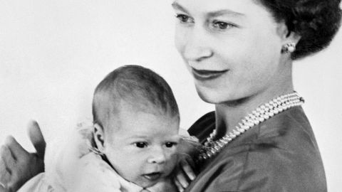 Prince Andrew was born February 19, 1960, as the second son to Queen Elizabeth II and Prince Philip.