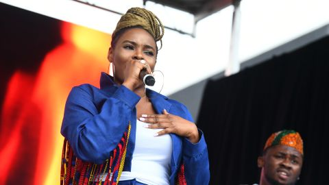 Nigerian born musician, Yemi Alade, gained prominence after winning a Talent Show in 2009, and is best known for her hit single 'Johnny,' which has become an international anthem.