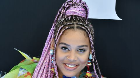 """South African singer, Sho Madjozi won the 2019 BET New International Act. In her acceptance speech, she said, 'My story is a testament that you can come from any village, in any forgotten part of the world, and still be a superstar."""""""