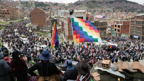 Critics of former Bolivian President Evo Morales claim his resignation was a defense of democracy, but his supporters claim Morales was the victim of a coup.