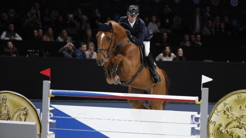 Ben Maher on Explosion W