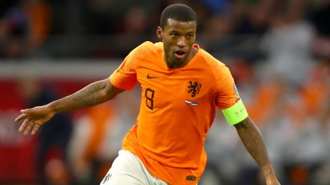 Wijnaldum wants people in Holland to listen to those protesting against .Black Pete'.