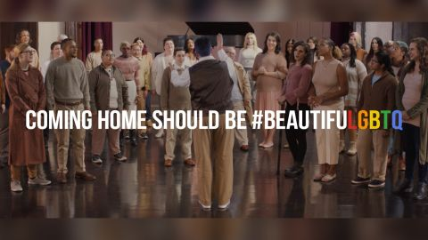 Pantene's new video series shares the stories of four transgender people going home for the holidays