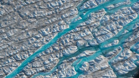 Scientists found that melting on Greenland's ice sheet was very near record levels in 2019.