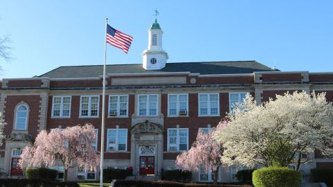 """Alexander Hamilton High School in Elmsford, New York, canceled its production of """"Disney's Tarzan"""" after complaints."""