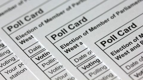 Broadcasters in the UK must follow strict rules on election day.